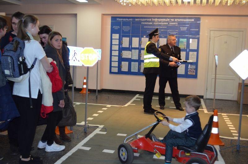 Юні інспектори дорожнього руху