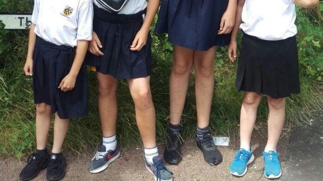 Кто хочет чтобы мальчики носили юбки