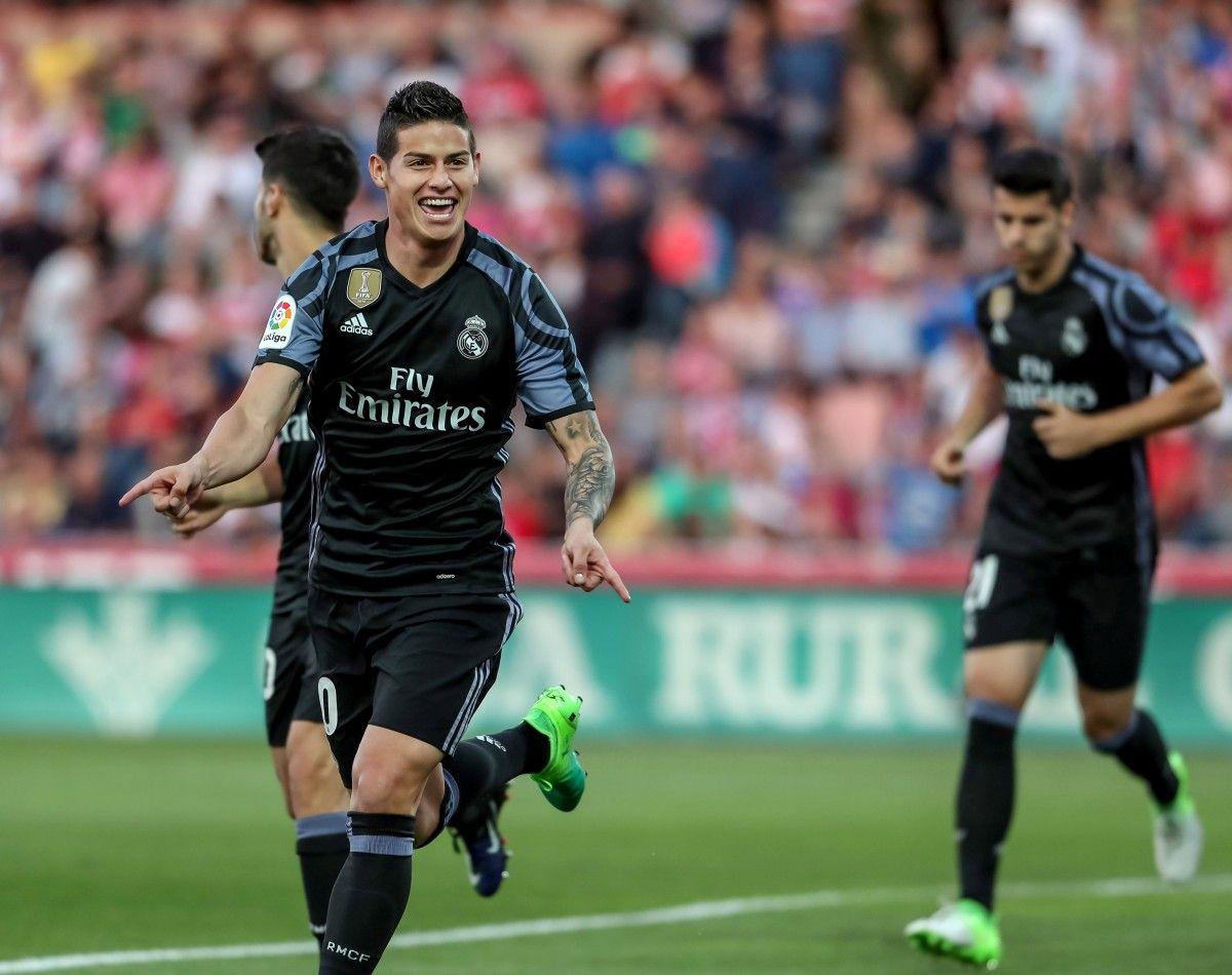 """Хамес Родригес практически согласовал свой переход в """"Манчестер Юнайтед"""" / Reuters"""