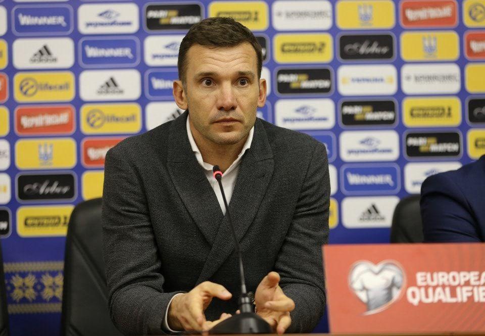 Шевченко будет лично присутствовать на финале Кубка Украины / zbirna.com