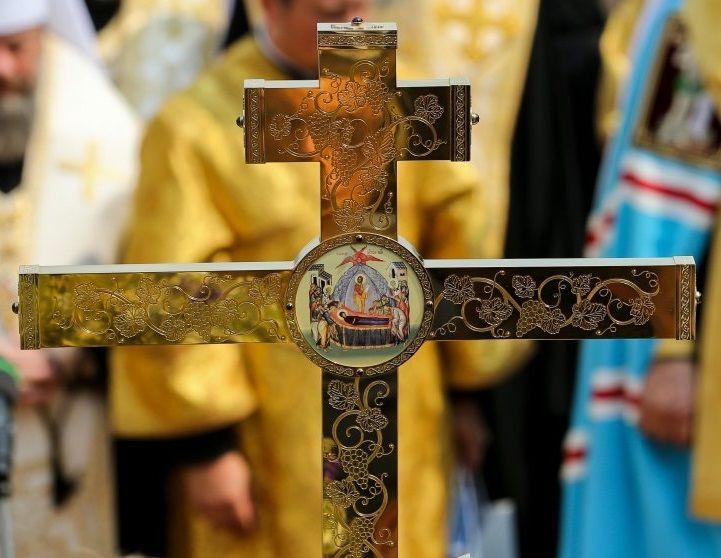 Філаретвпевнений, щоєдина помісна церква у країні буде створена до кінця поточного року \ Фото УНІАН