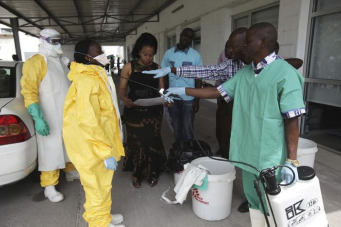 Новый случай Эбола зафиксировали в Конго / фото REUTERS