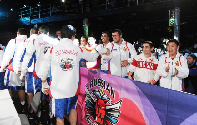 Российские боксеры решились приехать в Украину в июне / rsbi.ru