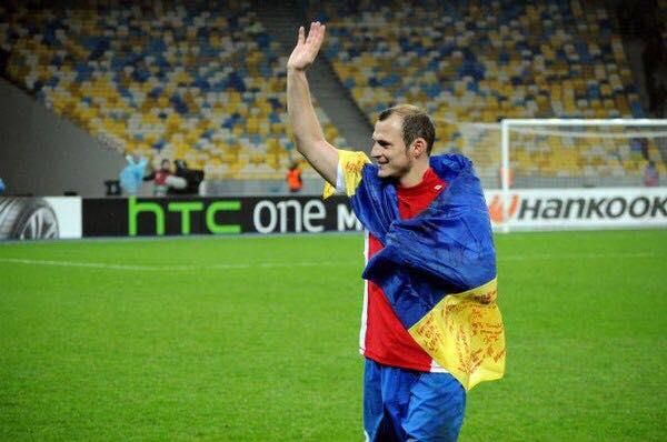 Роман Зозуля решил приостановить выступления за сборную Украины / facebook.com