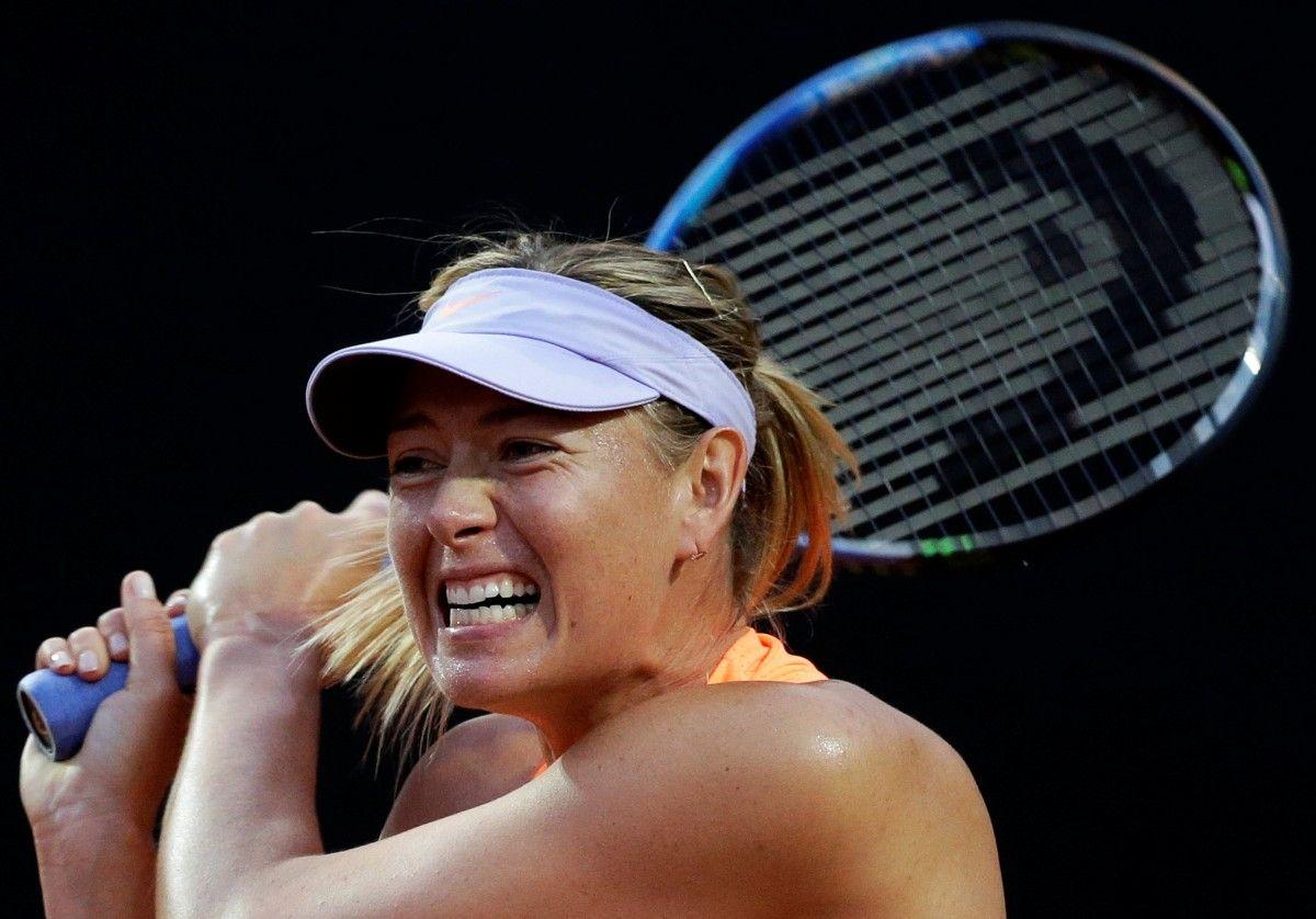 Мария Шарапова не сыграет на Ролан Гарросе / Reuters