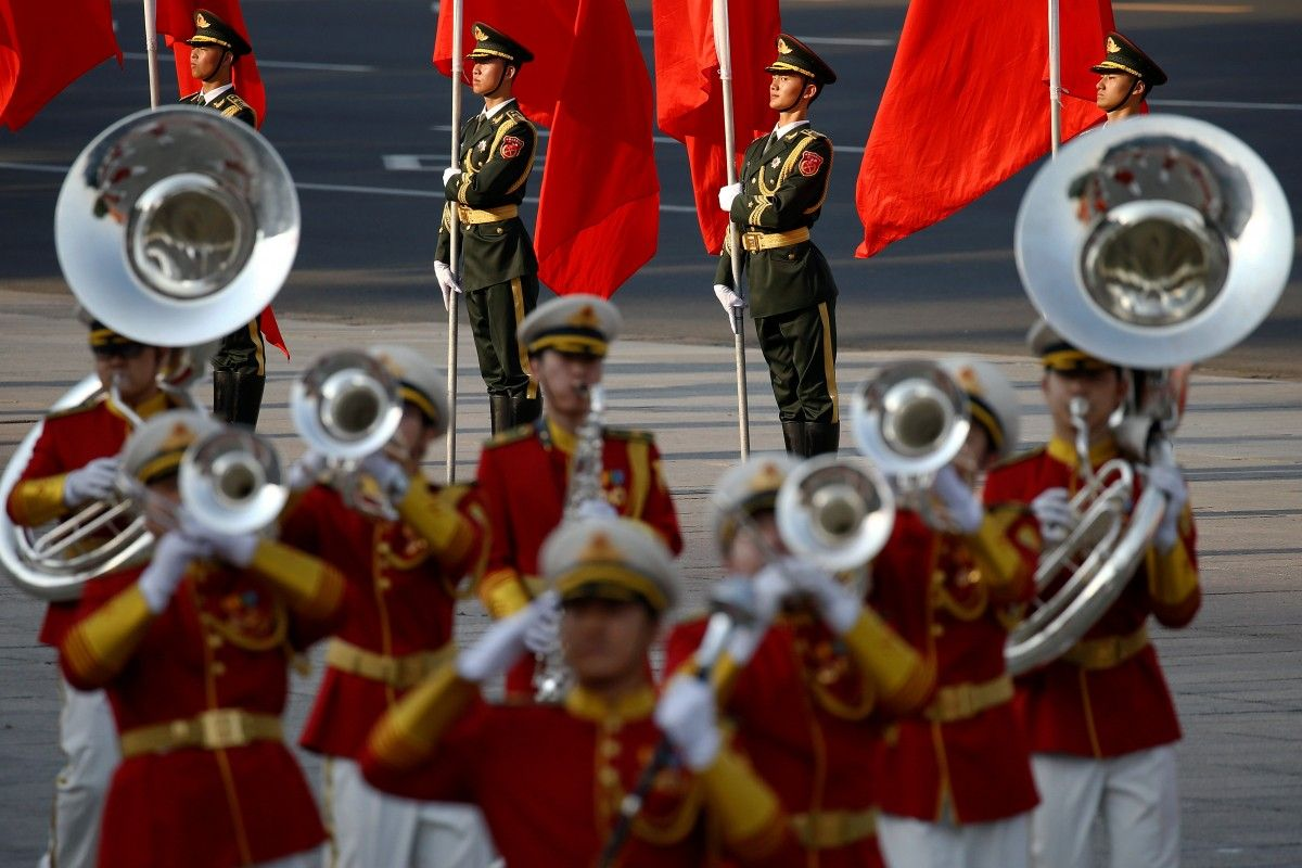 У Китаї запропонували саджати у в'язницю за виконання гімну у неналежних місцях