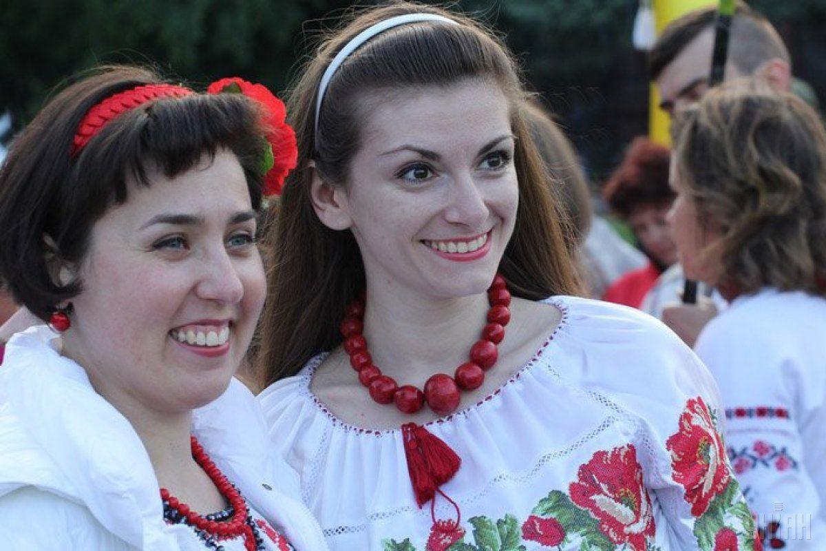 Праздник призван популяризировать украинскую культуру и традиции / фото УНИАН