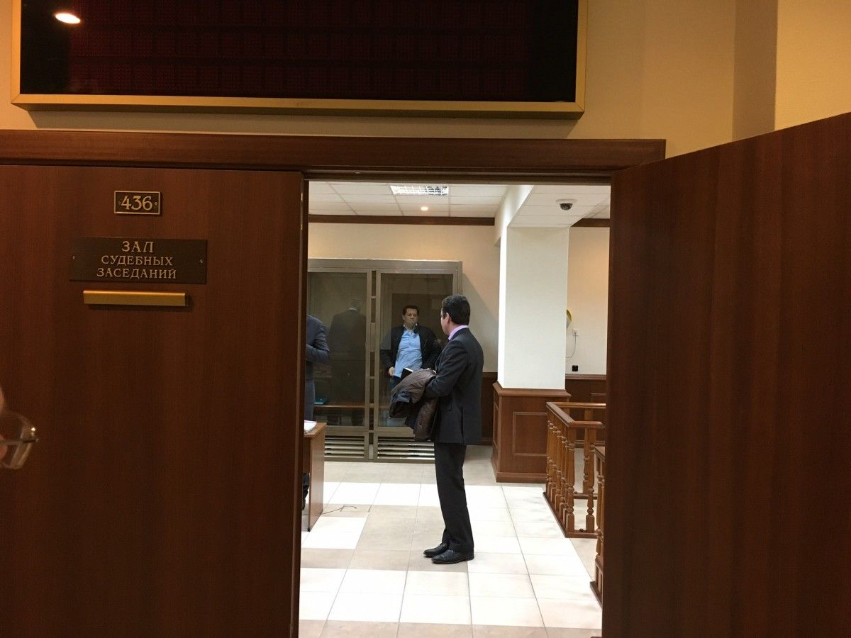 Сегодня Сущенко продлили арест на два месяца / фото УНИАН