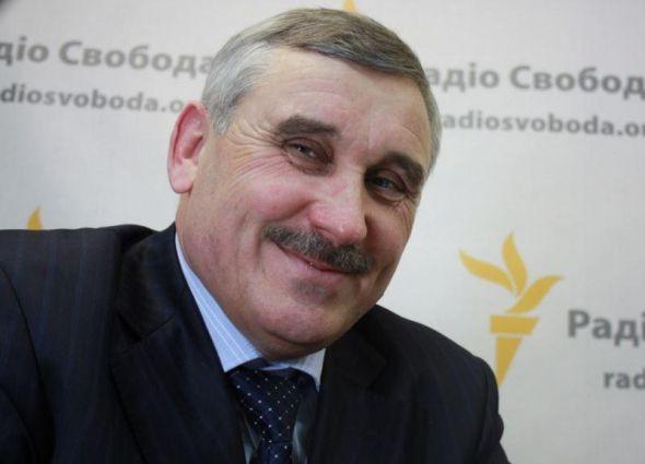 Судья КСУ Сергей Сас / gazeta.ua