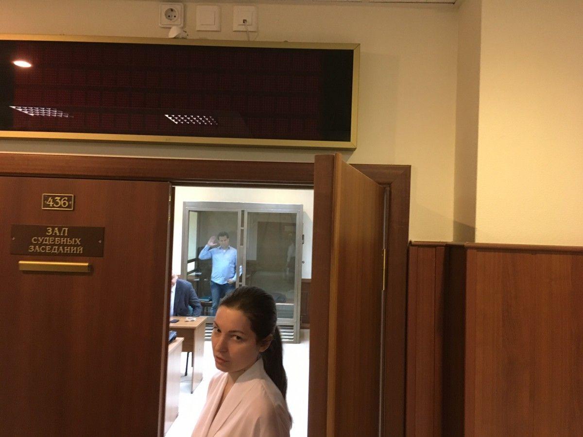 Суд у справі Сущенко / Фото УНІАН