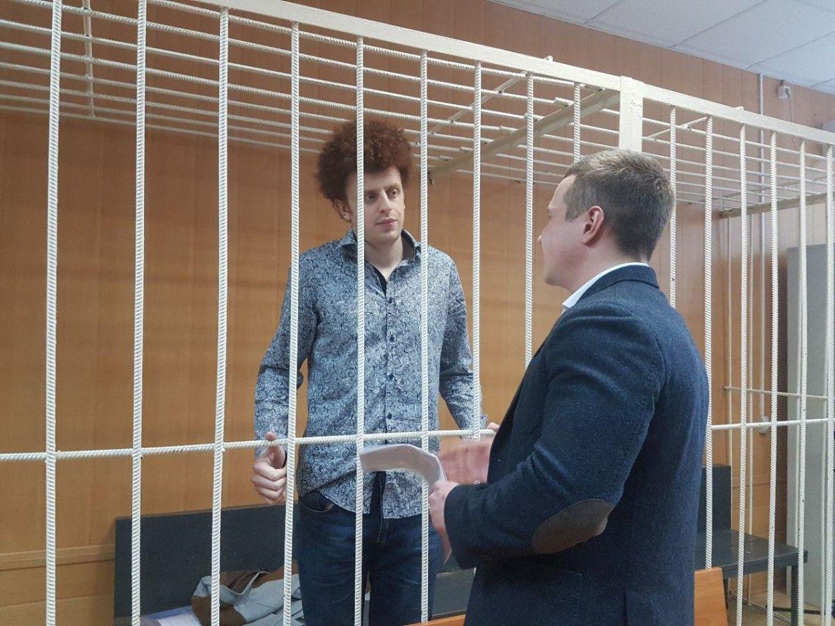 Юрій Кулій сподівався на умовний термін, тому визнав провину / Фото