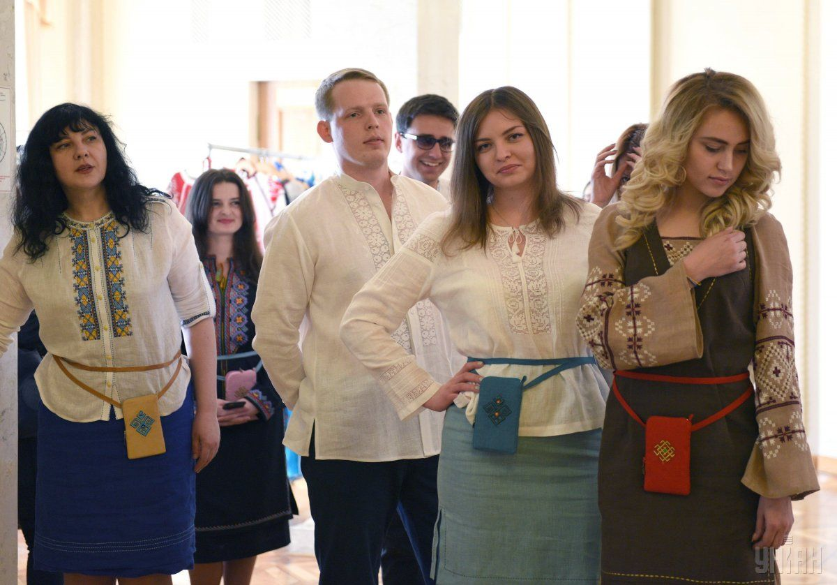 УНІАН з`ясував, як українці будуть святкувати День вишиванки / УНІАН