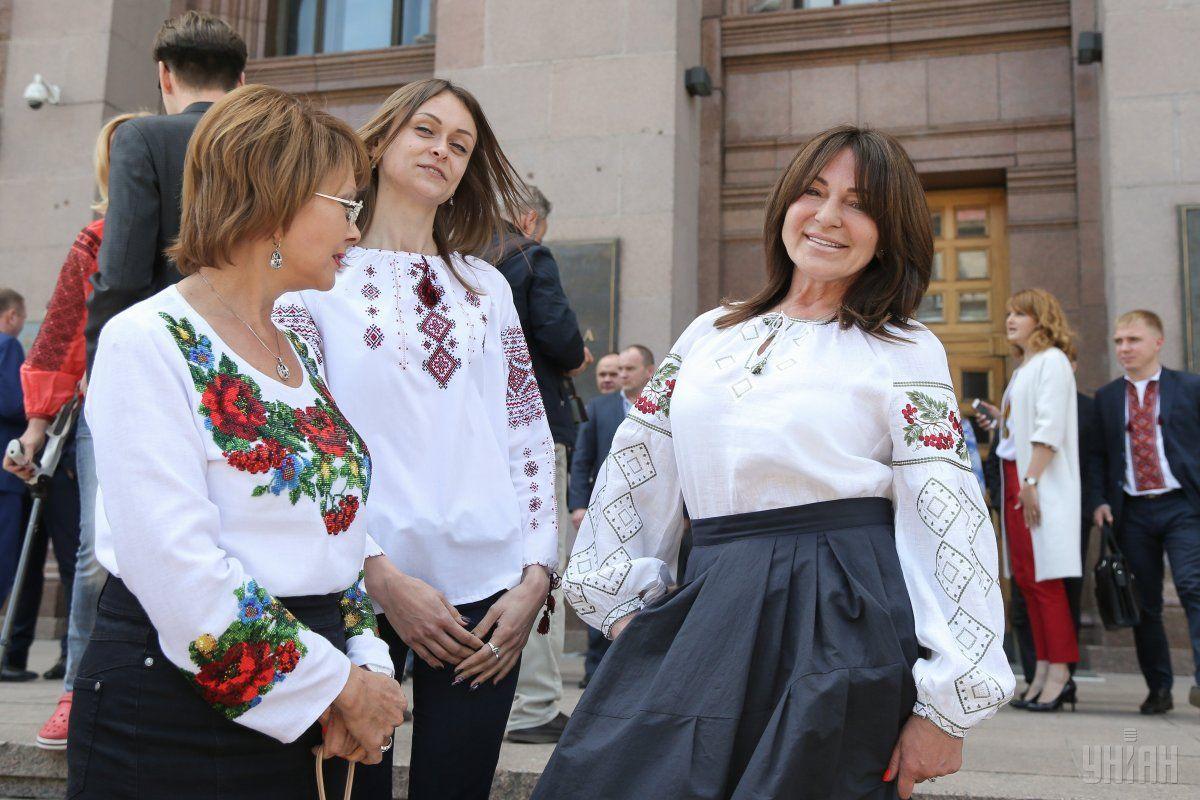 Як в Україні відзначали День вишиванки (фоторепортаж ddf3950feb6f6