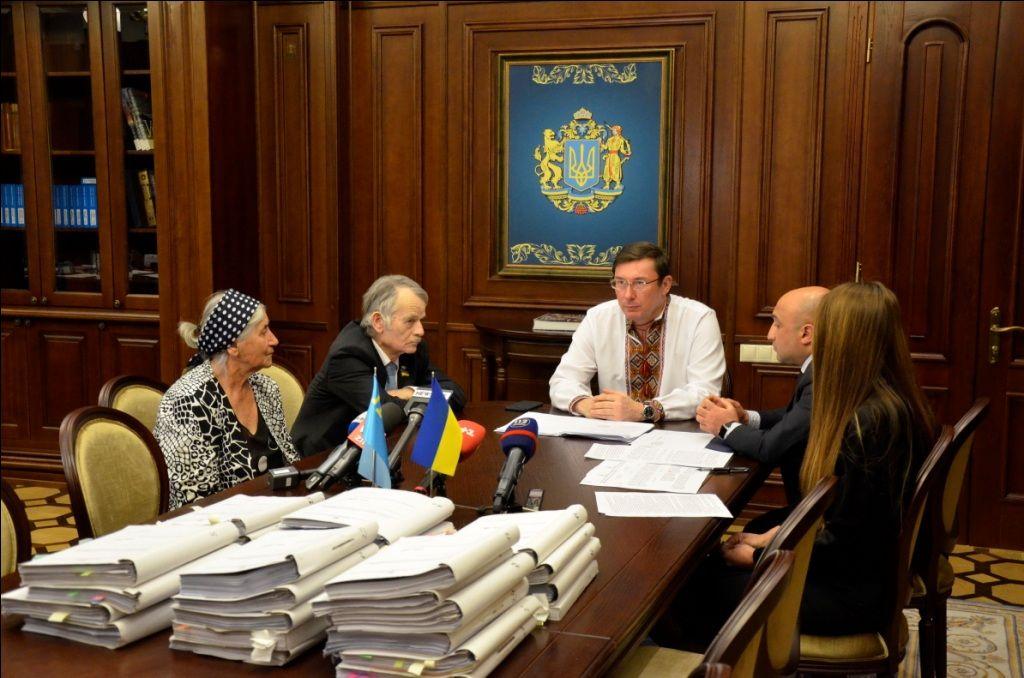 Сталіну та Берії оголосили підозру / Фото Генпрокуратури