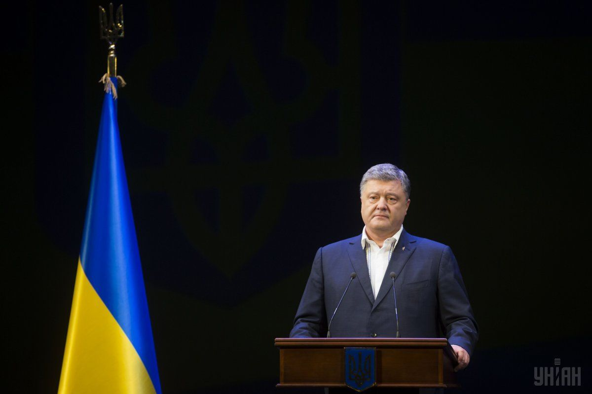 Poroshenko: Russia's aggression against Ukraine challenge for whole Black Sea region