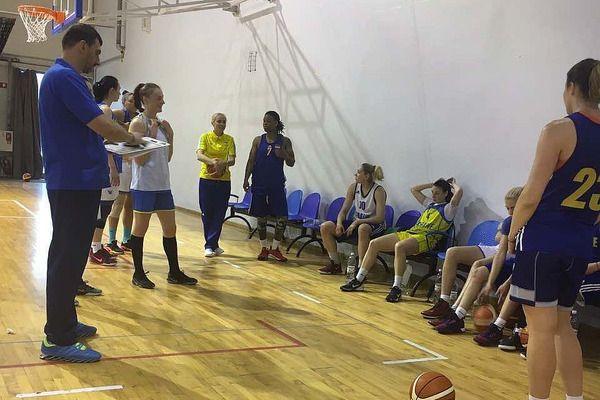Украинки проиграли в первом товарищеском матче в преддверии Евробаскета / fbu.ua