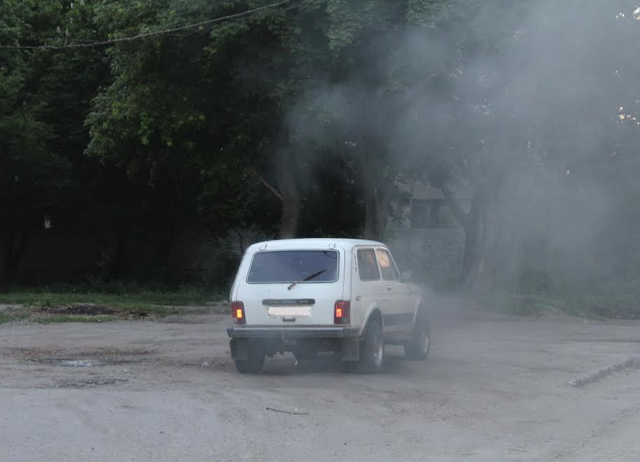 Взрывчатку подложили в автомобиль оперуполномоченного СИЗО / Фото Zlatopil