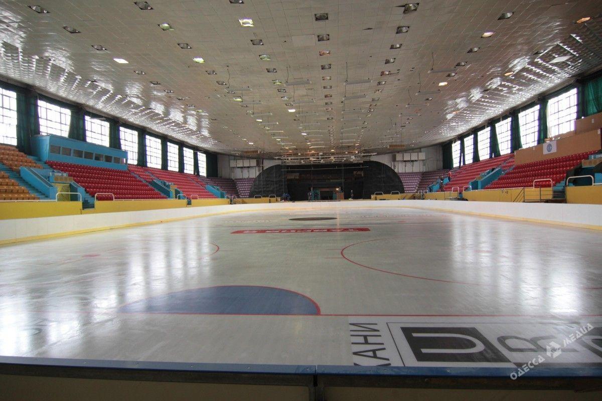 Одеський Палац спорту прийме юніорський чемпіонат світу з хокею / odessamedia.net