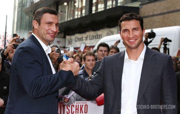 Віталія та Володимира Кличків відзначили престижними нагородами / klitschko-brothers.com