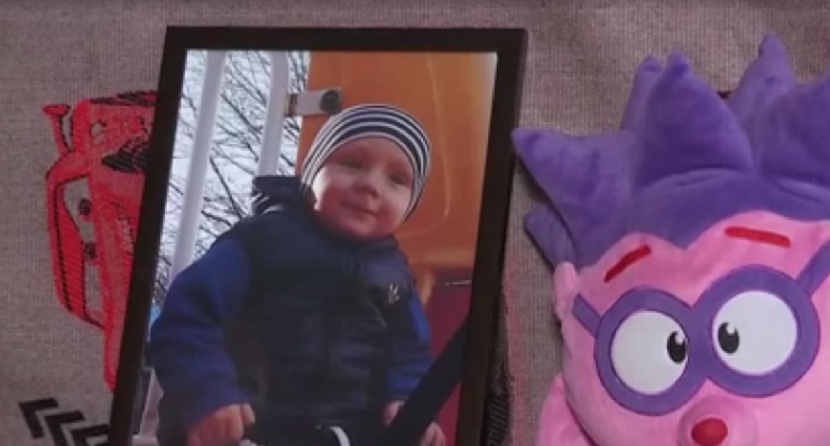 Хлопчик хворів на лейкемію / Скріншот