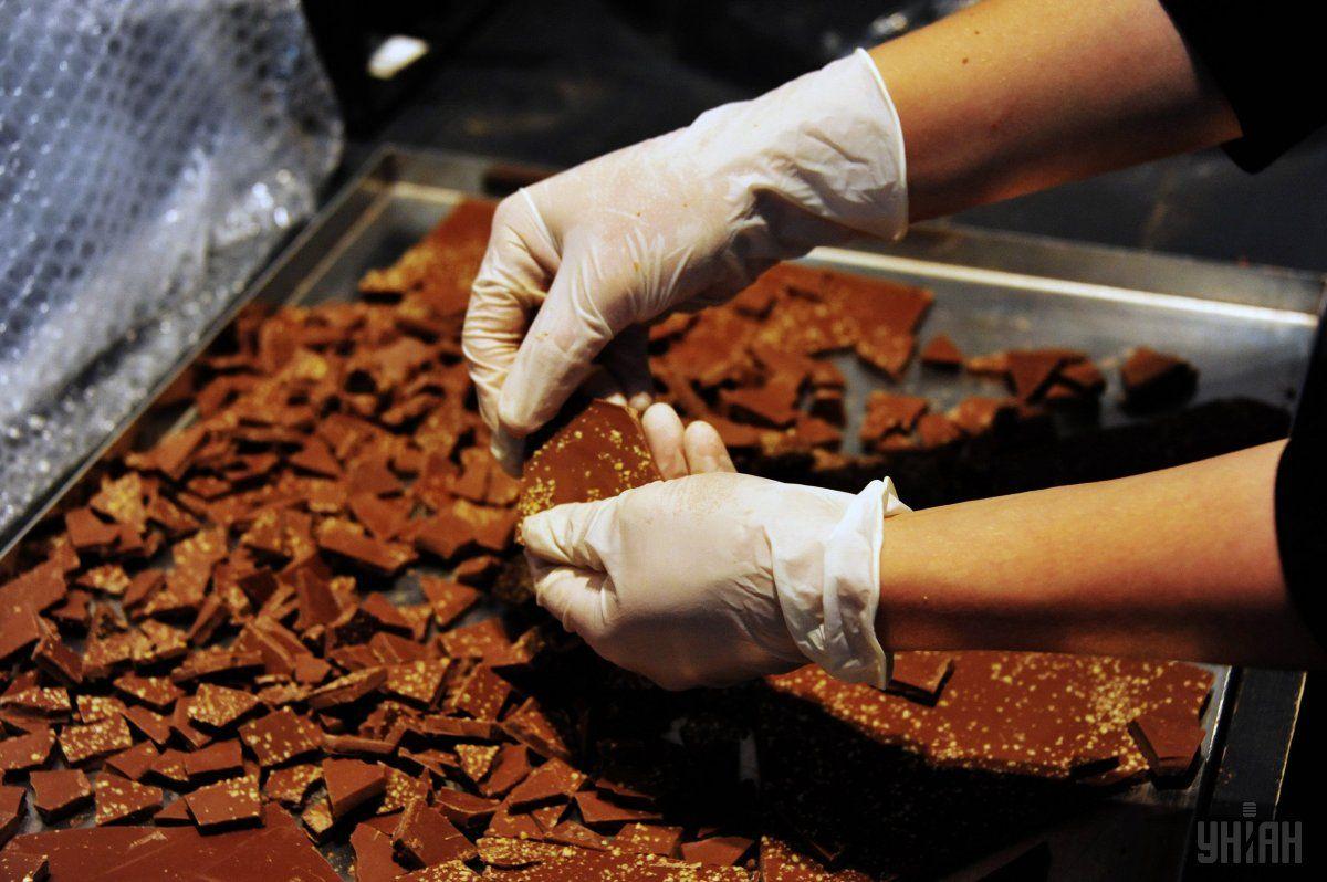 Снового года вУкраинском государстве изменяются правила производства шоколада