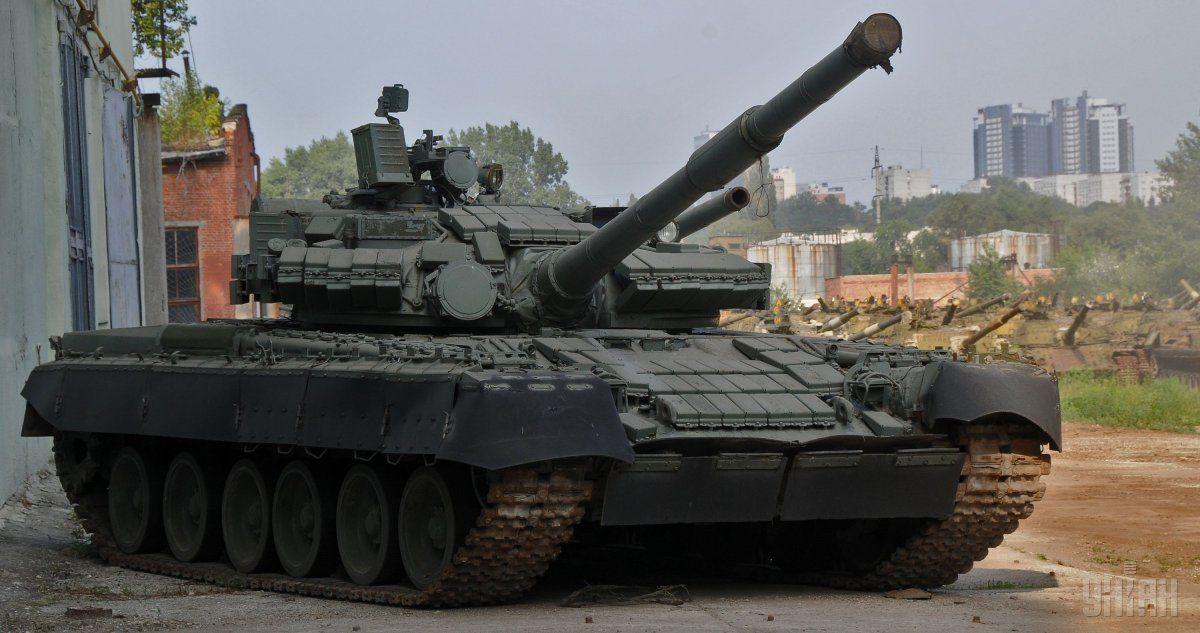 Война против Чечни сталакатастрофическим унижением для российских Т-80 / УНИАН