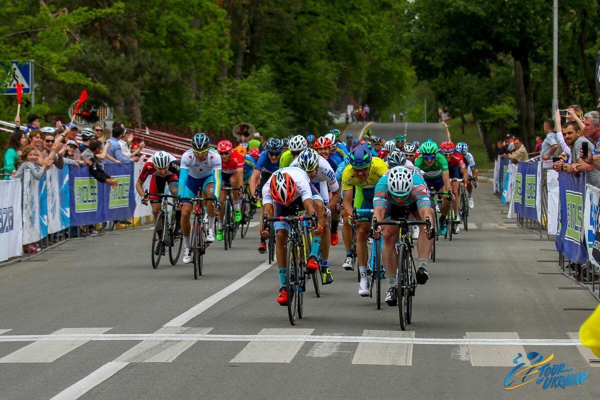 Сегодня на участников Tour of Ukraine из 20 стран ожидает финальный день / Tour of Ukraine