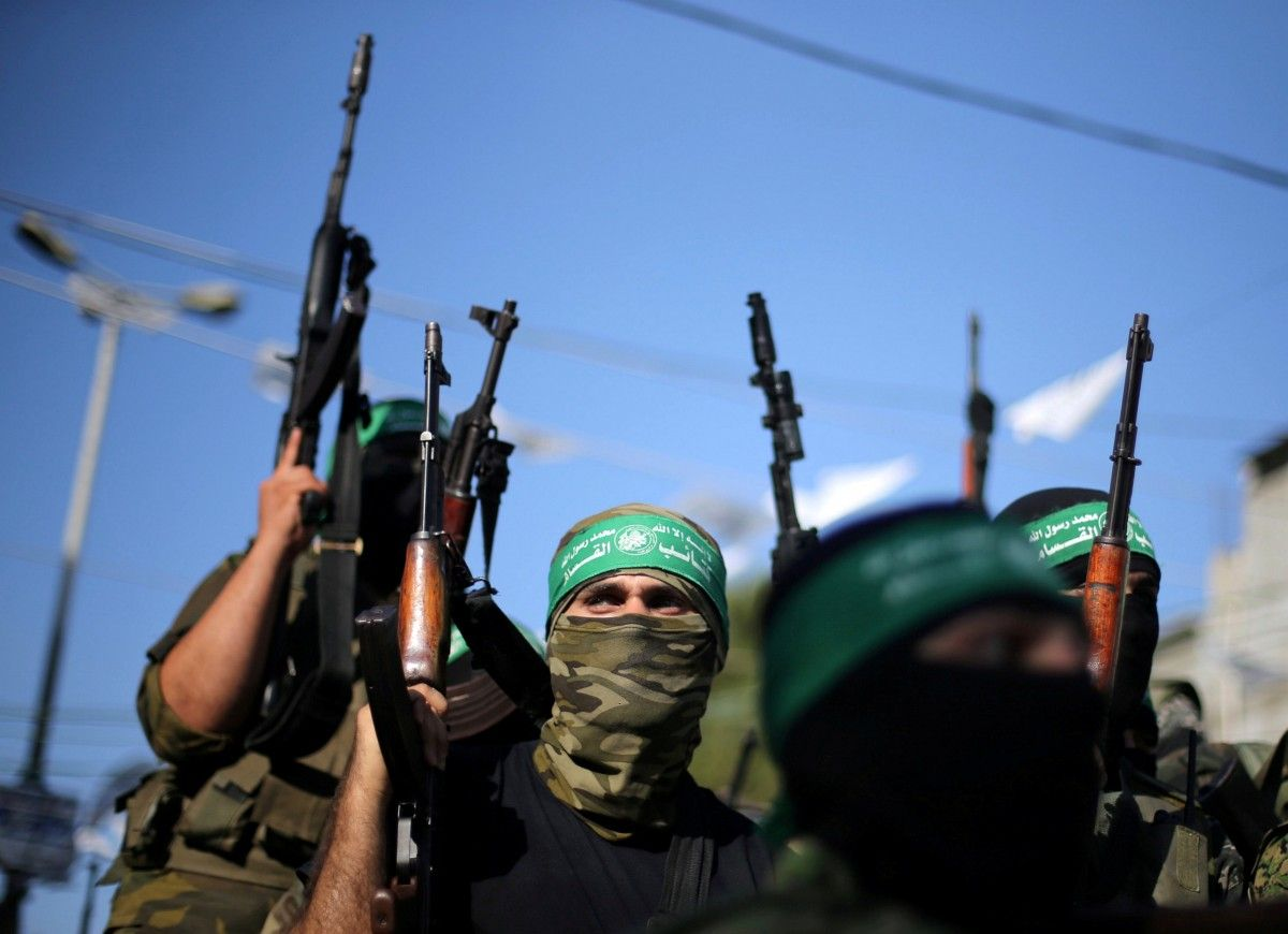Європейський суд визнав палестинський ХАМАС терористичним угрупованням