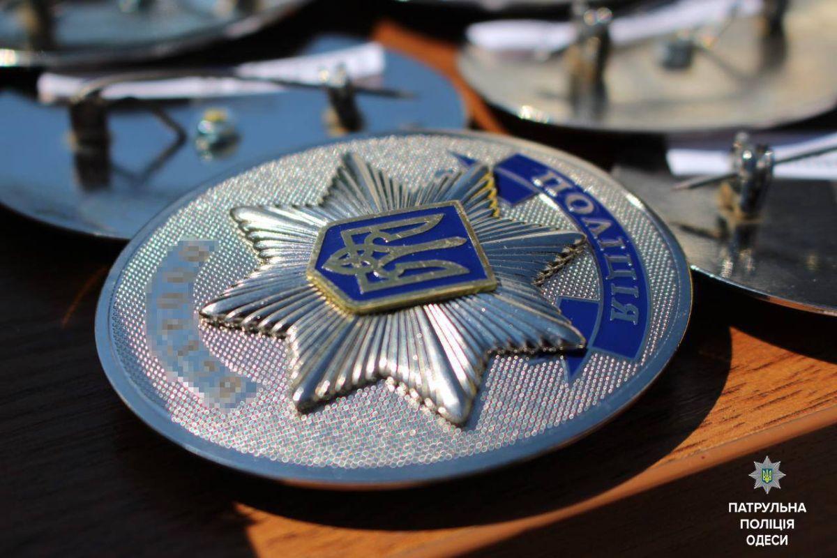 Зараз правоохоронця звільнено із займаної посади/ фото facebook.com/odesapolice