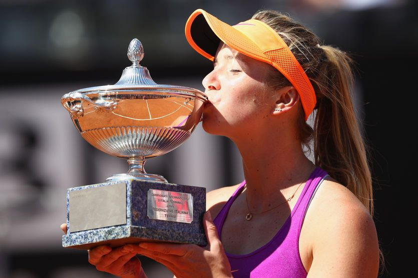 Первые большие победы к Свитолиной пришли только в этом году / wtatennis.com