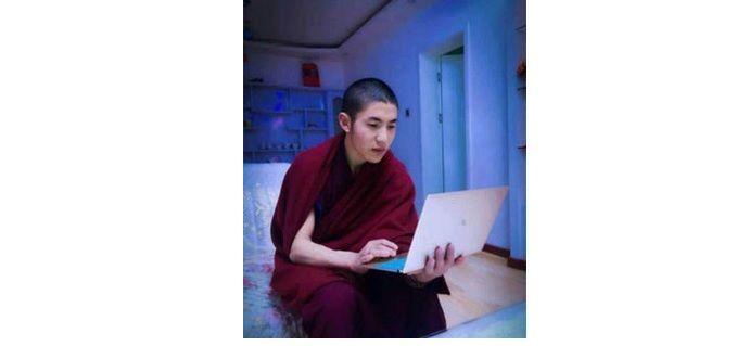 Прижизненная фотография молодого монаха / savetibet.ru