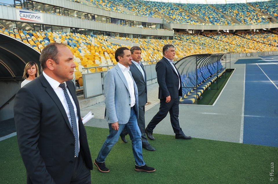До финала Лиги чемпионов остается чуть больше года / ffu.org.ua