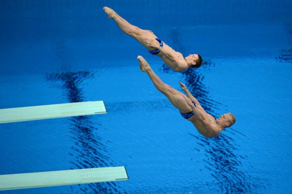 11-18 июня в Киеве пройдет чемпионат Европы по прыжкам в воду / inlviv.in.ua