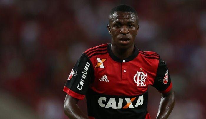 «Реал» договорился сбразильским «Фламенго» отрансфере 16-летнего Винисиуса Жуниора