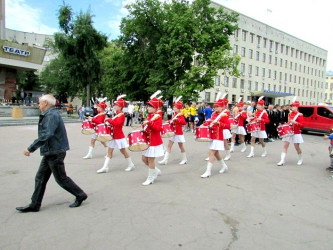 В рамках мероприятия участники продемонстрировали и художественные номера / Фото Житомирская ОГА