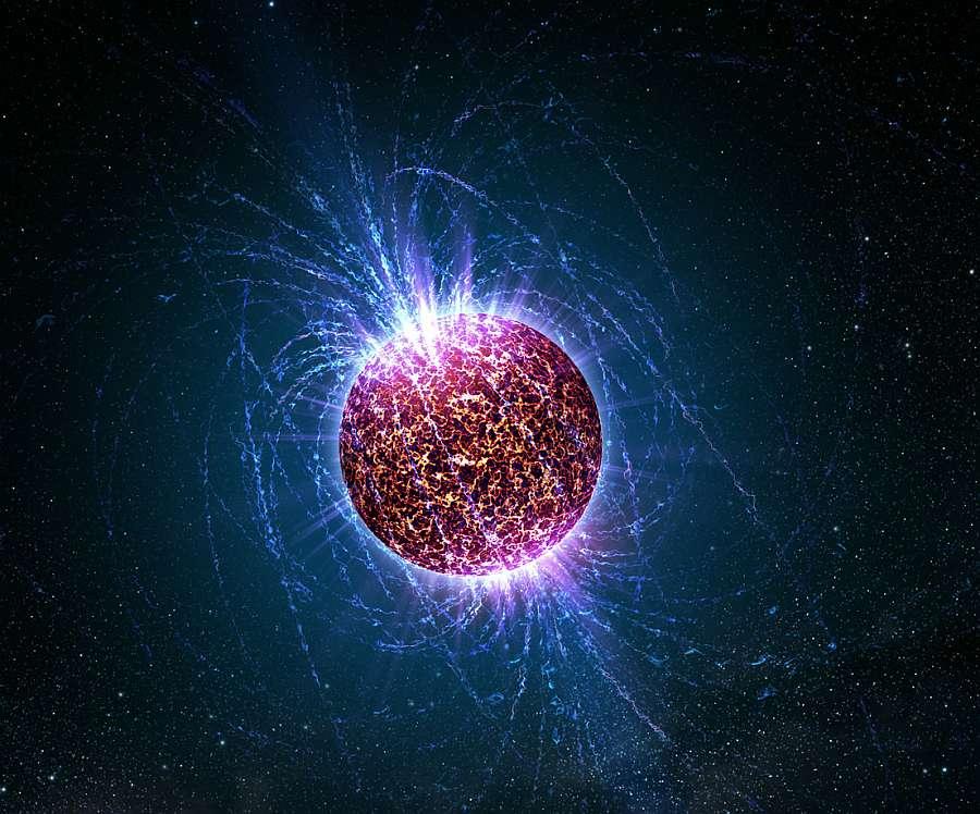"""У нейтронних зірок знайшли потужну """"чорну силу"""""""