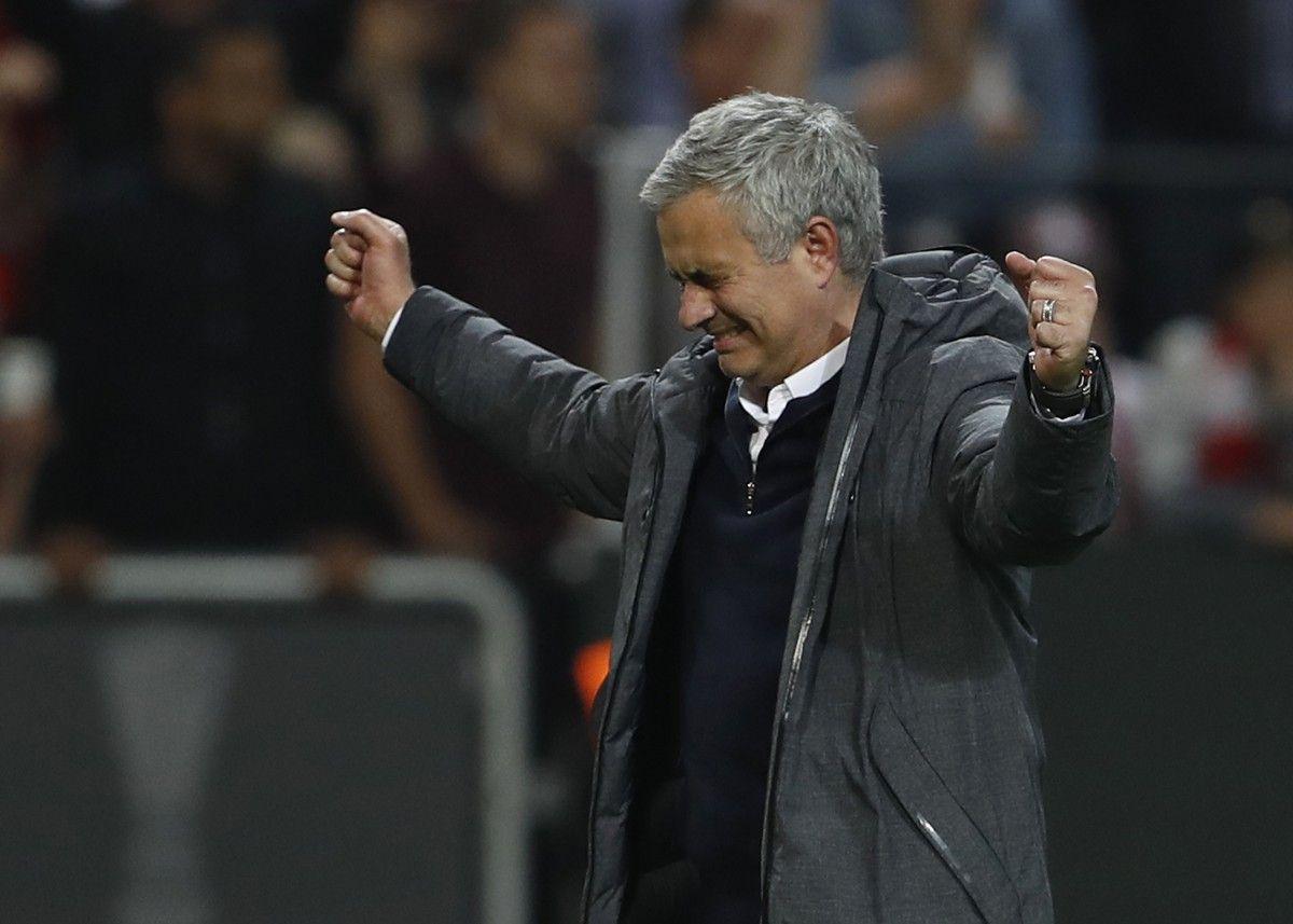Жозе Моуриньо: Сезон спасён! / Reuters