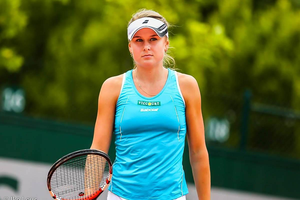 Катерина Козлова сыграет в финале квалификации Ролан Гаррос / БТУ