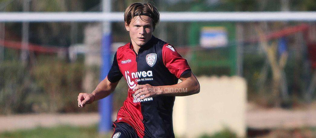Брюхов вызван в молодежную команду Украины / cagliaricalcio.com