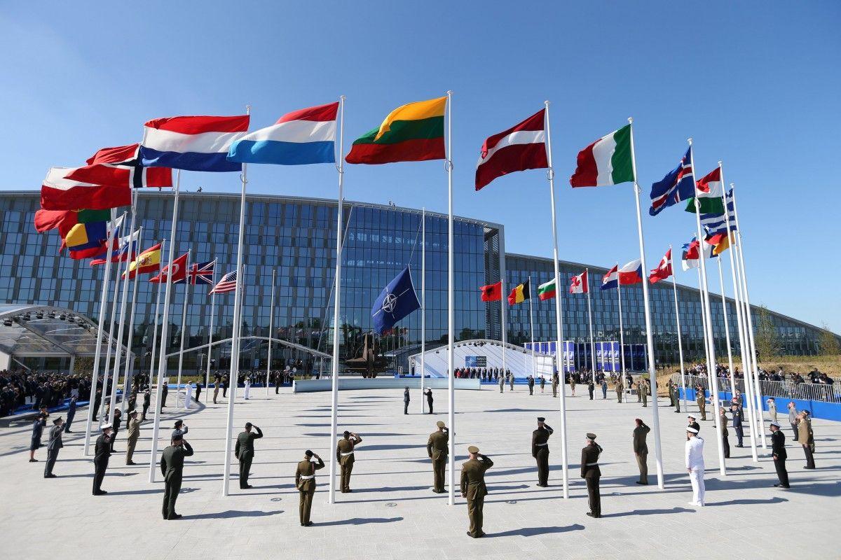 """Результат пошуку зображень за запитом """"НАТО штаб"""""""