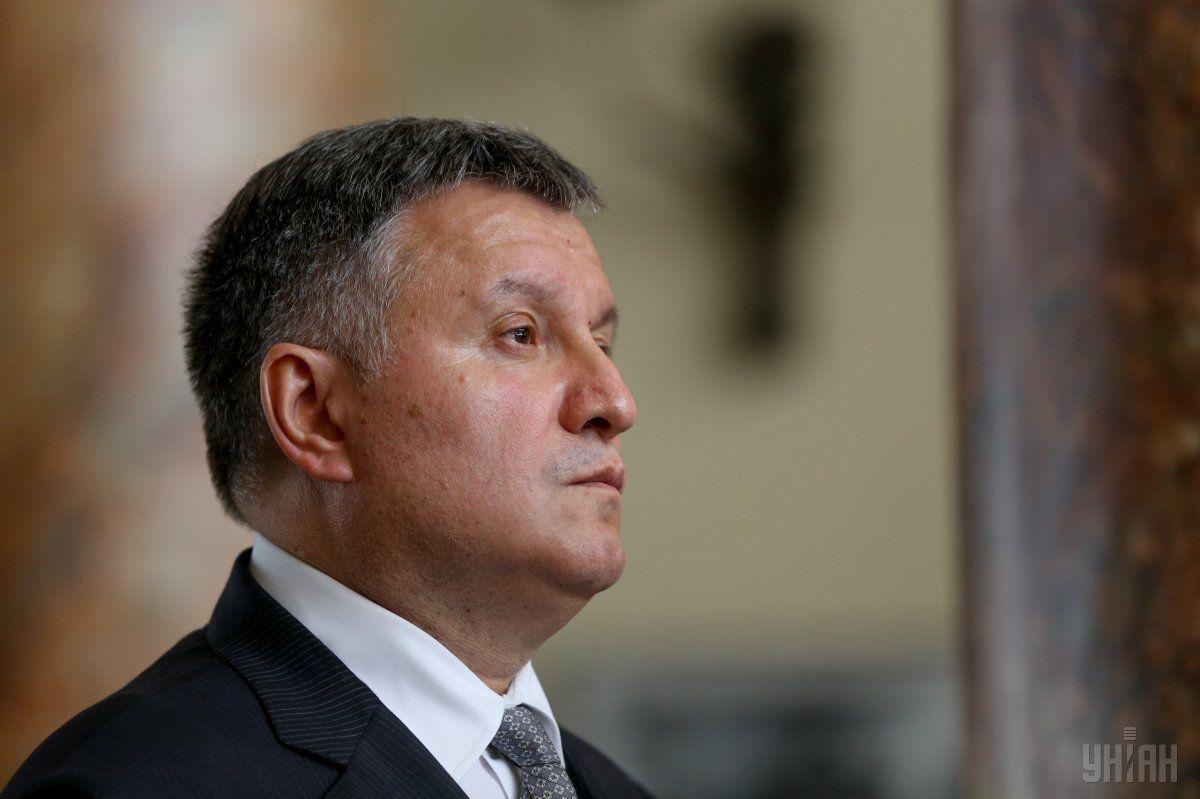 Аваков заявляет о необходимости после деоккупации Донбасса выдавать новые украинские паспорта жителям, несодействовавшим деятельности незаконной власти/ фото УНИАН