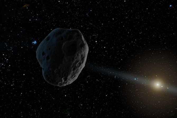 Учені спрогнозували можливість падіння на Землю великого астероїда