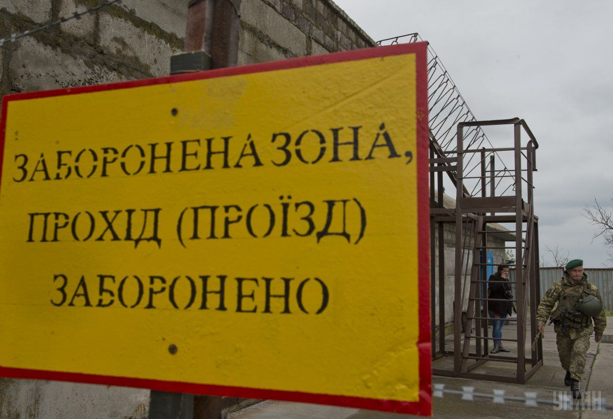 ВОдесской области задержали русского  коррупционера