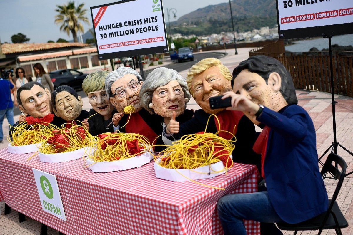В Італії стартує дводенний саміт G7