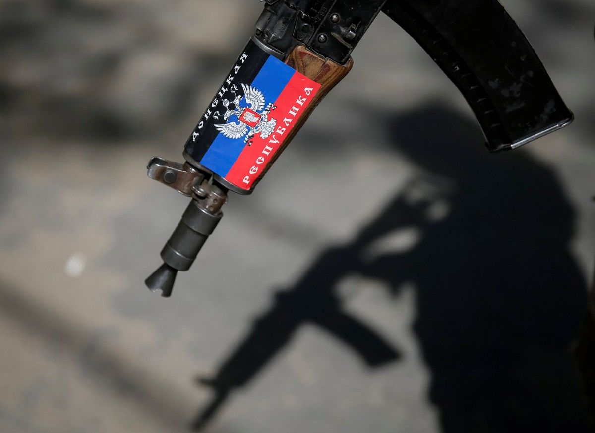 A new batch of weapons from the Russian Federation has arrived in Donbass / Illustration by REUTERS