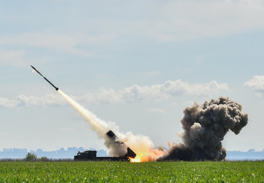 Воздушное пространство закроют для проведения испытаний управляемых ракет / фото twitter.com/stsegolko