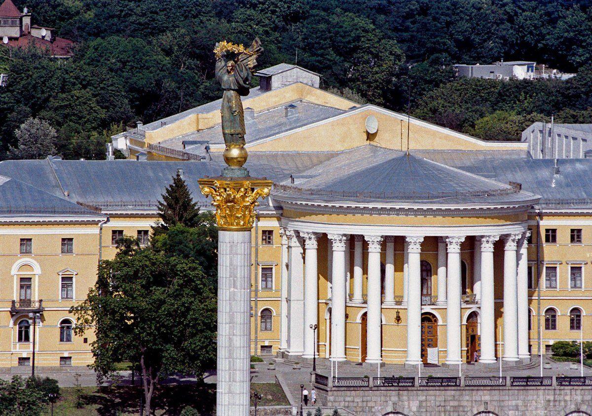 В останні вихідні травня відзначається День Києва / Фото УНІАН