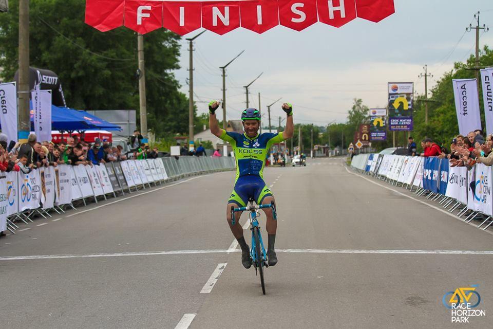 Украинец Кононенко выиграл первую гонку Race Horizont Park нынешнего года  / racehorizonpark.com