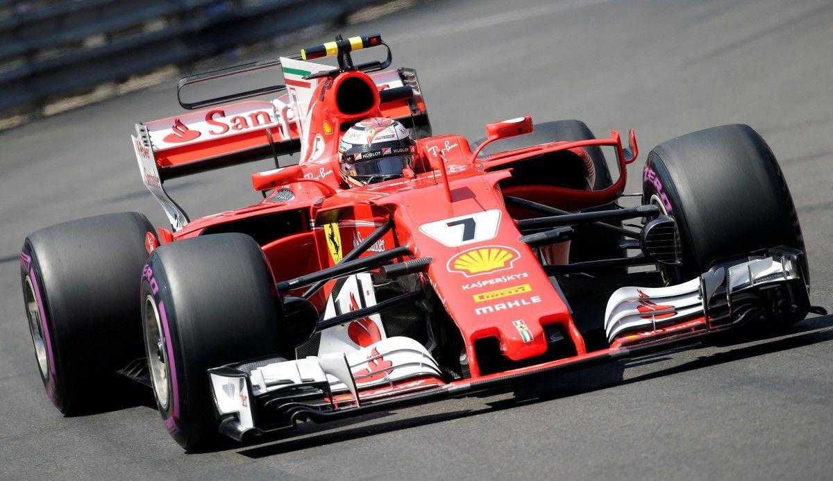 Для Райкконена этот поул стал 17-м в карьере и первым с Гран При Франции 2008 года / Reuters