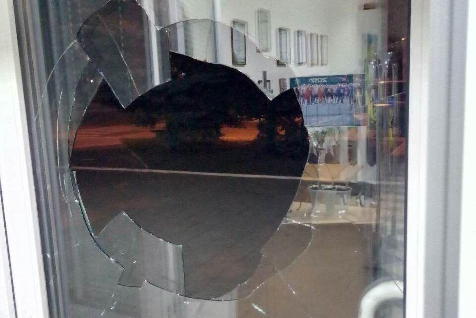 Неизвестные атаковали кабинет украинского канала вКраматорске